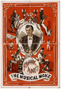 Frank Jones The Musical Moke Clipart png free, Frank Jones The Musical Moke transparent png
