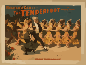 Richard Carle In The Tenderfoot An Operatic Comedy In 3 Acts : Book By Richard Carle ; Music By H.L. Heartz. Clipart png free, Richard Carle In The Tenderfoot An Operatic Comedy In 3 Acts : Book By Richard Carle ; Music By H.L. Heartz. transparent png