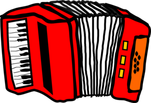 Accordion Clipart png free, Accordion transparent png