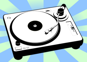 Turntable  Clipart png free, Turntable  transparent png