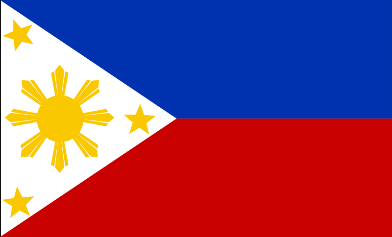 Flag Of The Philippines Clipart png free, Flag Of The Philippines transparent png