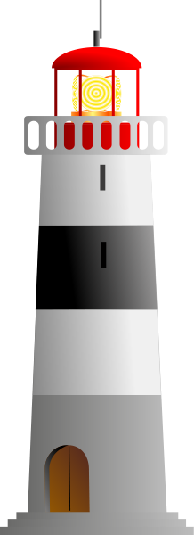 Lighthouse Clipart png free, Lighthouse transparent png