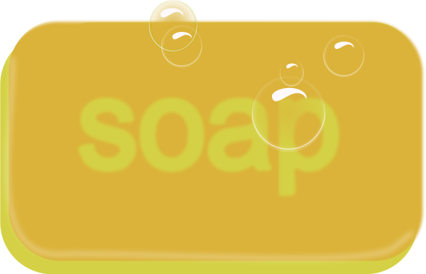Bar Of Soap Clipart png free, Bar Of Soap transparent png