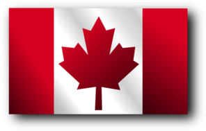 Canadian Flag 2 Clipart png free, Canadian Flag 2 transparent png