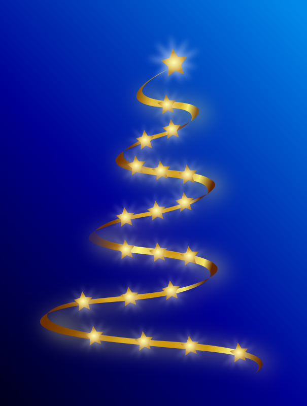 Modern Christmas Tree Clipart png free, Modern Christmas Tree transparent png