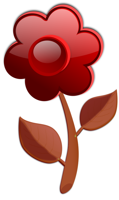Flower A6 Clipart png free, Flower A6 transparent png