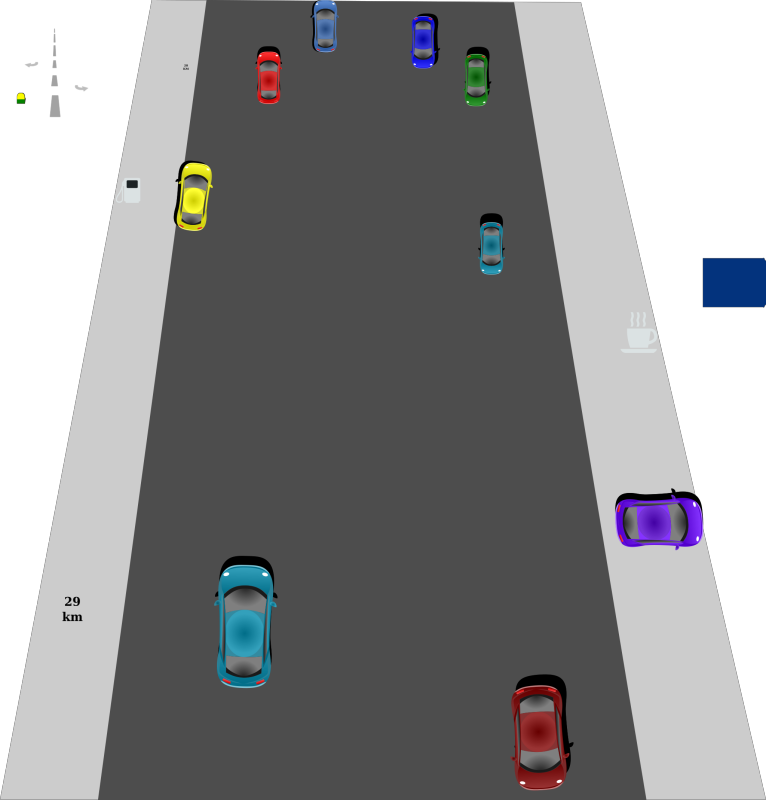 Road Clipart png free, Road transparent png