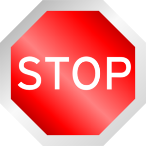 Stop Sign Clipart png free, Stop Sign transparent png