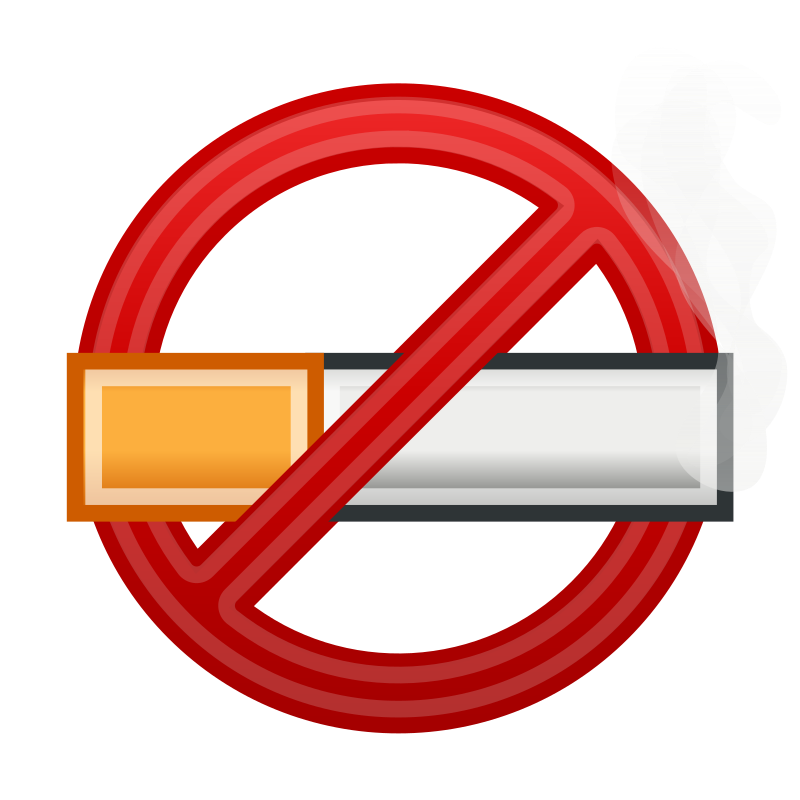 No Smoking Icon Clipart png free, No Smoking Icon transparent png