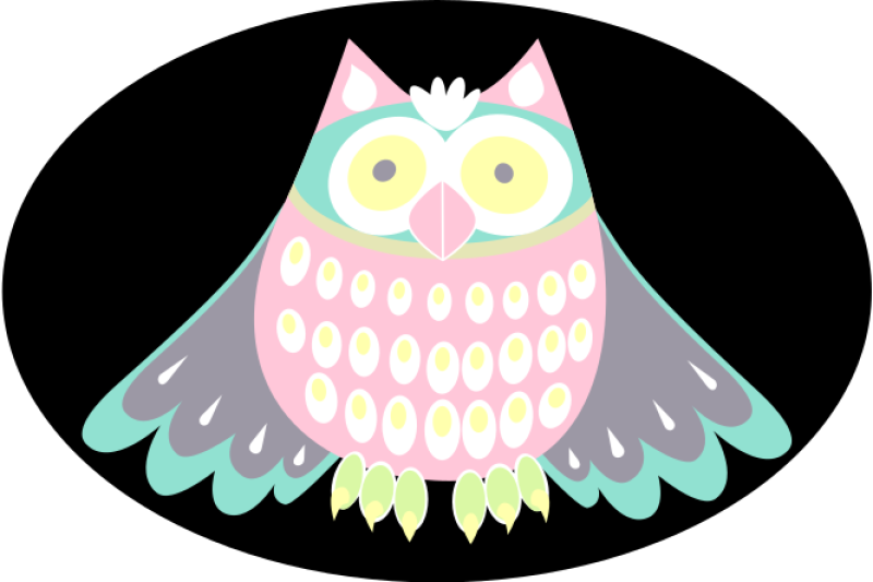 Cute Owl Clipart png free, Cute Owl transparent png