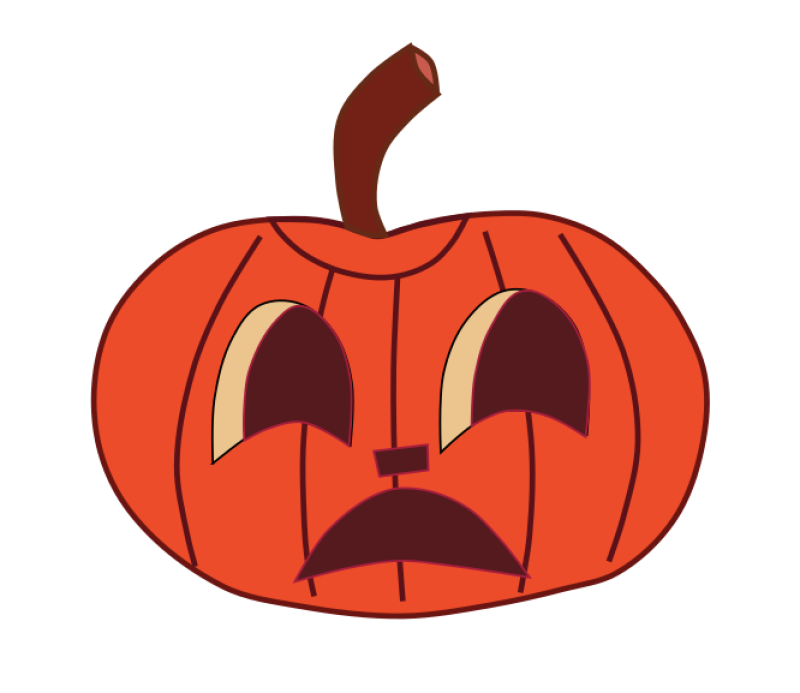 Pumpkin Halloween Clipart png free, Pumpkin Halloween transparent png