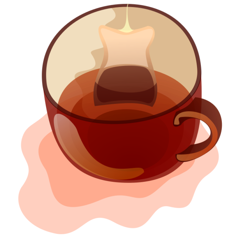 Mug Of Tea Clipart png free, Mug Of Tea transparent png