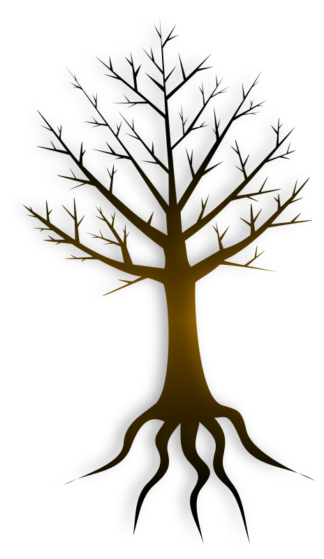 Tree Trunk Clipart png free, Tree Trunk transparent png