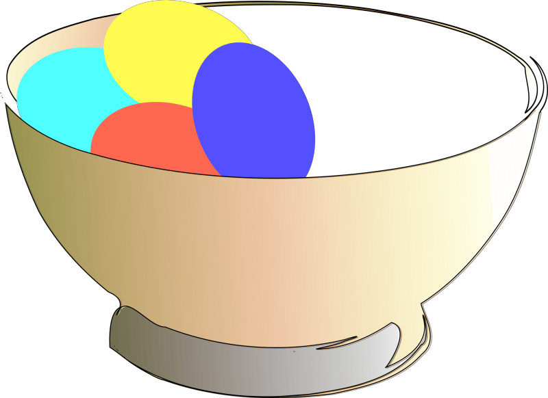 Bowl Clipart png free, Bowl transparent png