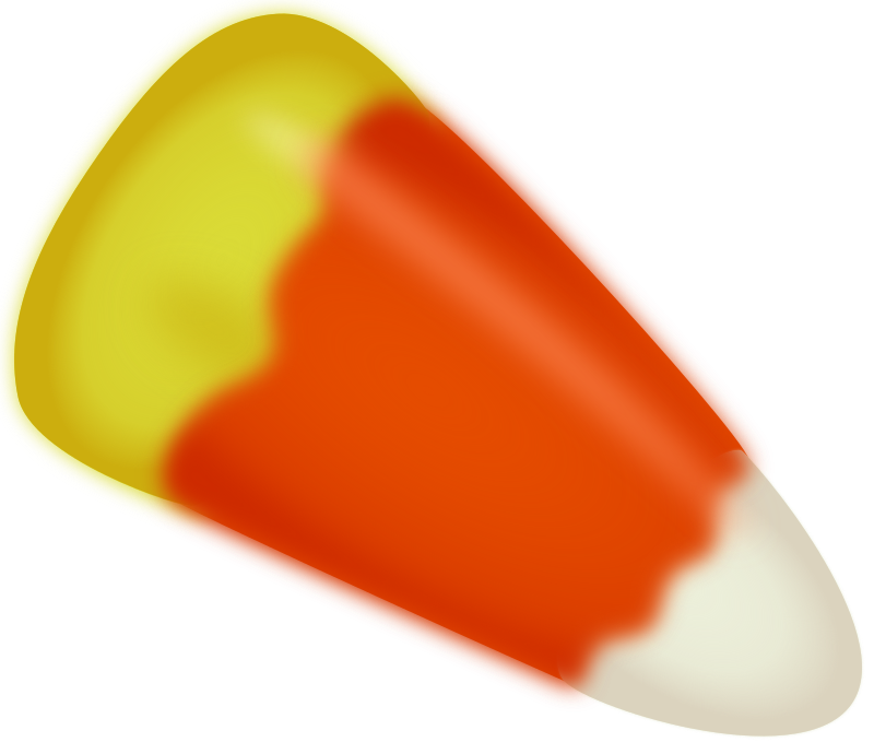 Halloween Candy Corn Clipart png free, Halloween Candy Corn transparent png