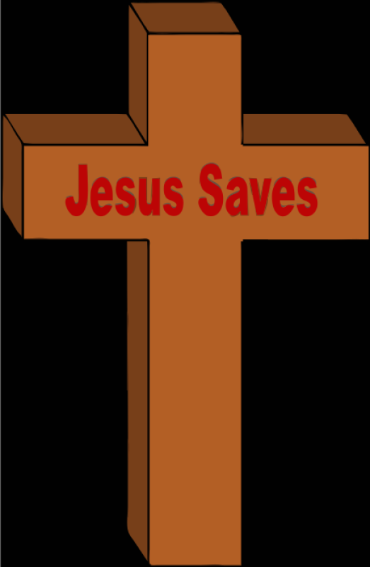 Christ On The Cross Clipart png free, Christ On The Cross transparent png