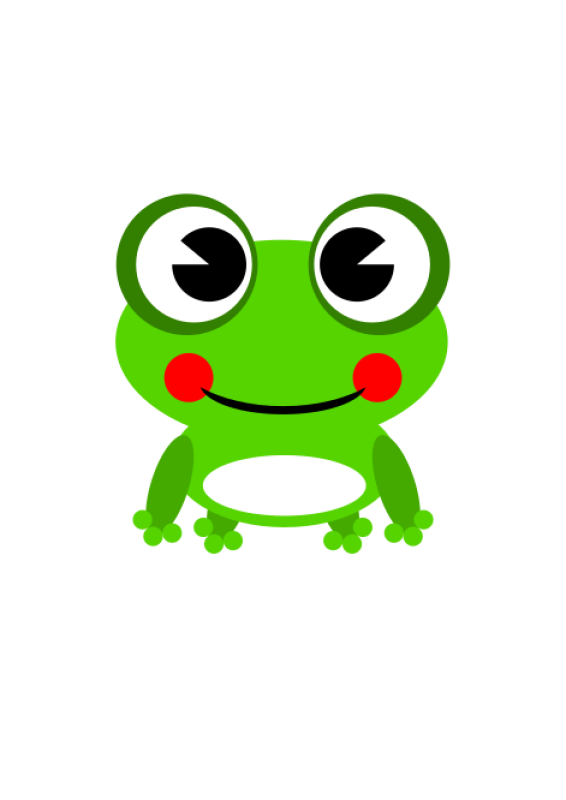 Frog By Ramy Clipart png free, Frog By Ramy transparent png