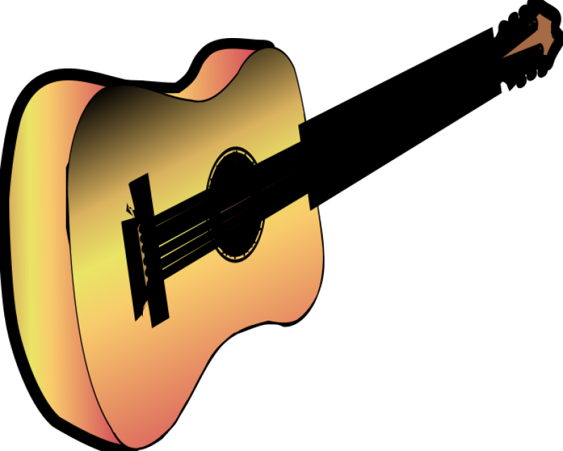 Guitar Profile Philippe  01 Clipart png free, Guitar Profile Philippe  01 transparent png