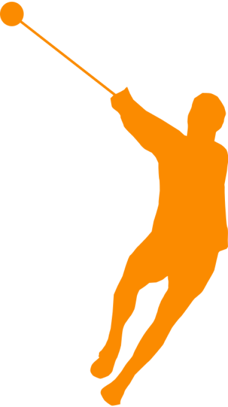 Hammer Throw Clipart png free, Hammer Throw transparent png