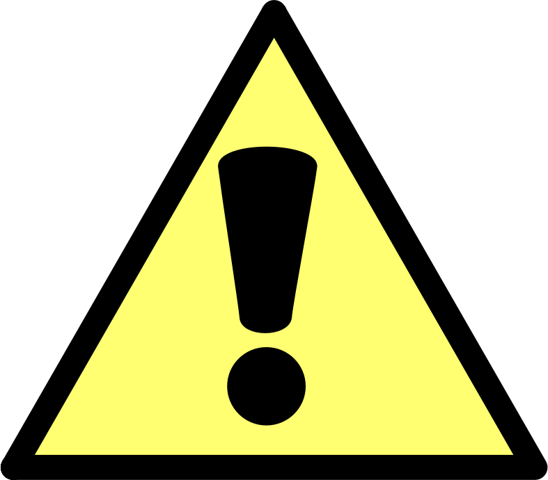Messagebox Warning Clipart png free, Messagebox Warning transparent png