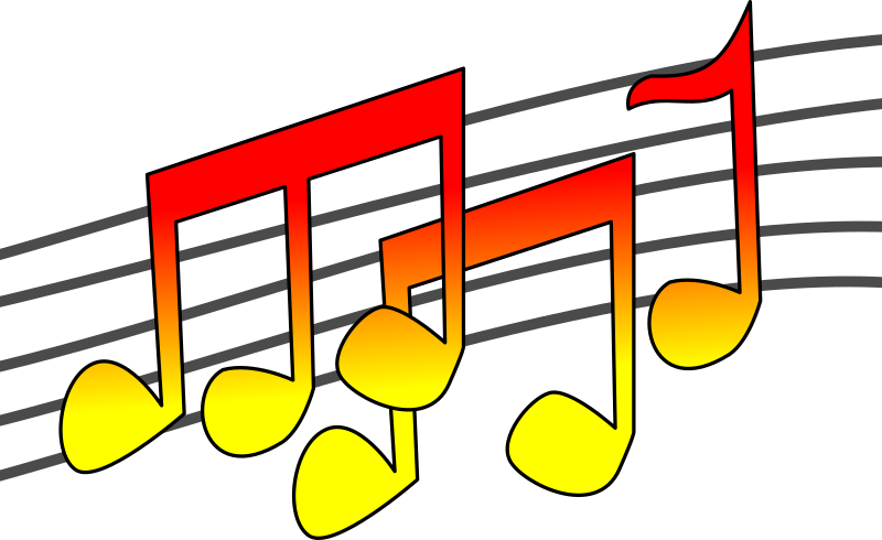 Music Paper Clipart png free, Music Paper transparent png
