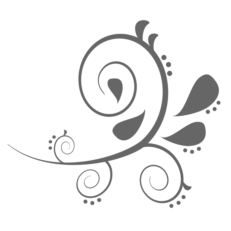 Paisley Curves Clipart png free, Paisley Curves transparent png