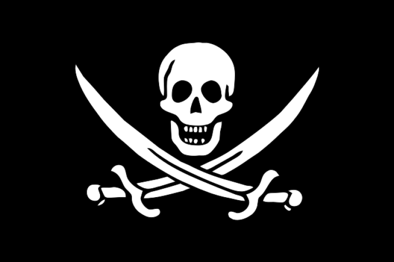 Pirate Jack Rackham Clipart png free, Pirate Jack Rackham transparent png