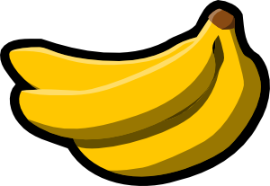 Bananas Icon Clipart png free, Bananas Icon transparent png
