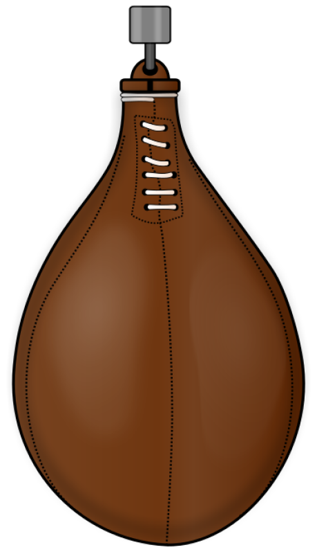Punching Ball Clipart png free, Punching Ball transparent png