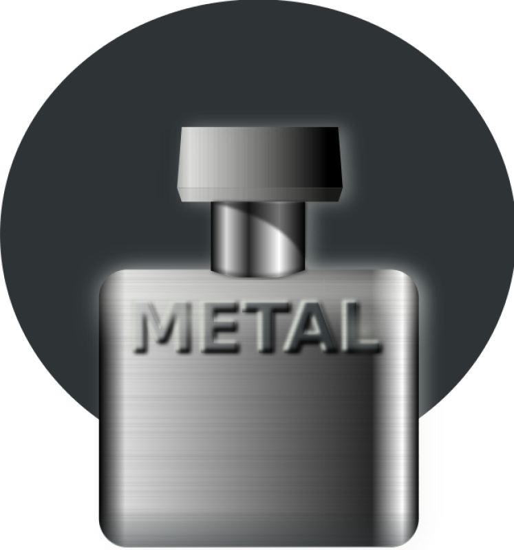 Metal Effect Clipart png free, Metal Effect transparent png
