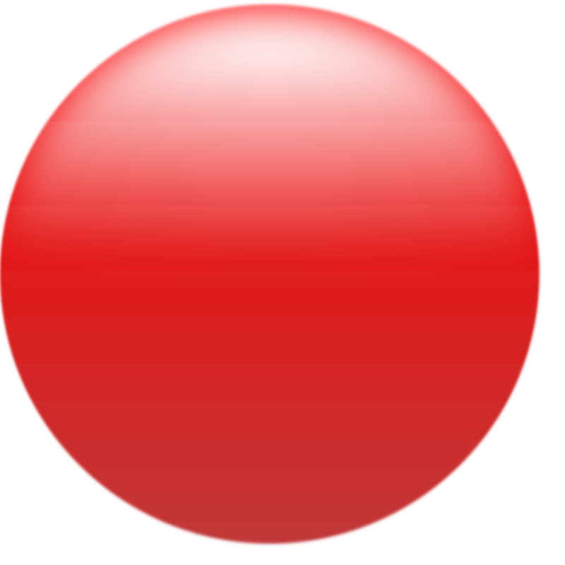 Simple Glossy Circle Button Red Clipart png free, Simple Glossy Circle Button Red transparent png