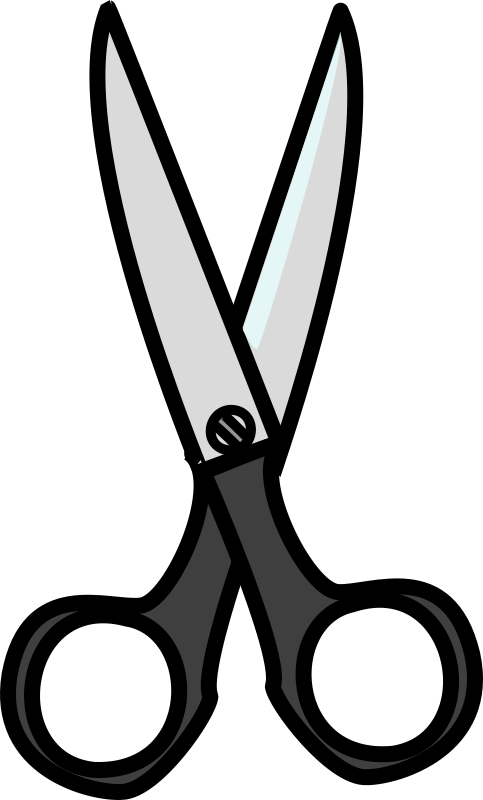 Scissors Clipart png free, Scissors transparent png