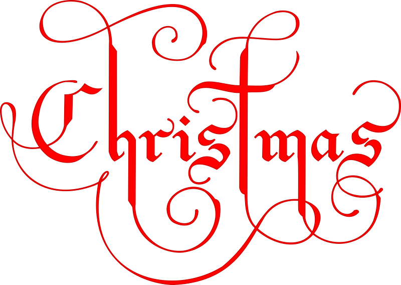 Christmas Clipart png free, Christmas transparent png