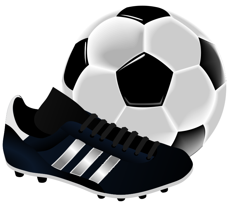 Soccer Clipart png free, Soccer transparent png