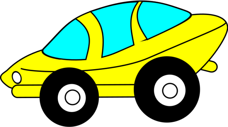 Sporty Car 001 Clipart png free, Sporty Car 001 transparent png