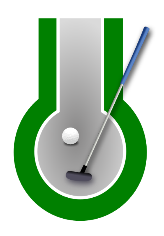 Mini Golf Clipart png free, Mini Golf transparent png