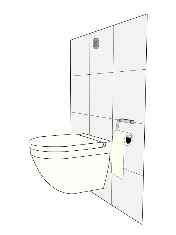 Modern Toilet Clipart png free, Modern Toilet transparent png