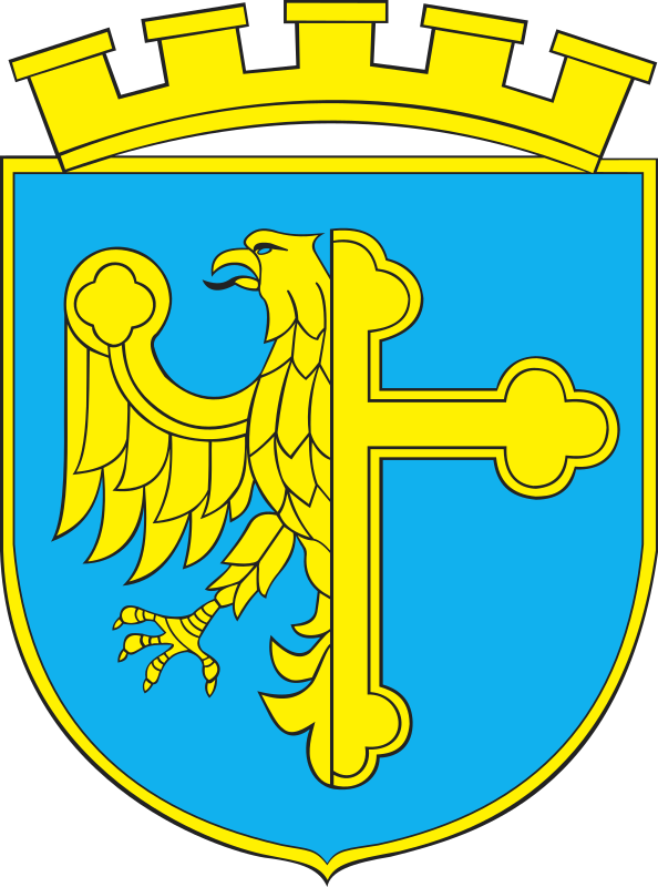 Opole - Coat Of Arms Clipart png free, Opole - Coat Of Arms transparent png
