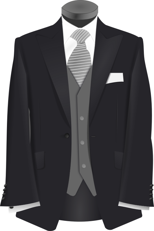 Wedding Suit Clipart png free, Wedding Suit transparent png