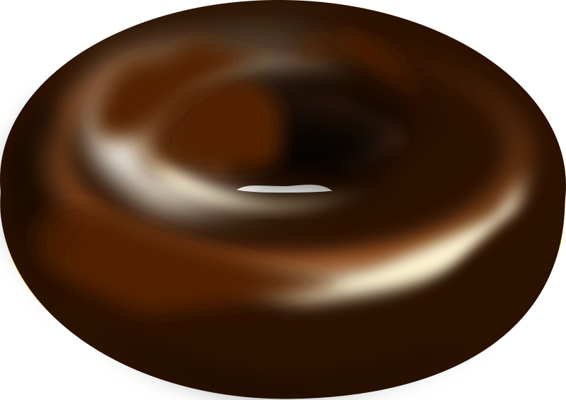 Donut Clipart png free, Donut transparent png